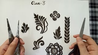 Easy Tips and tricks for henna   (class 3 - 5)   classes for beginners