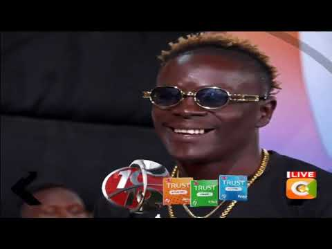 10over10 |Musical royalty King Saha all the way from Uganda performing live