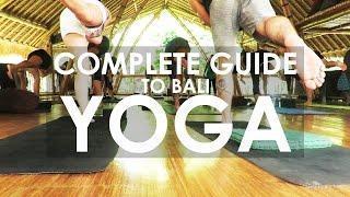 Yoga in Bali (Complete Guide)   RandomSyra