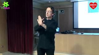 Jordi Planes- Emoción y Salud - 3/10/2015 Ecosalut Navàs - Amate TV