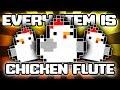 Every Item is CHICKEN FLUTE - Custom Gungeon Challenge
