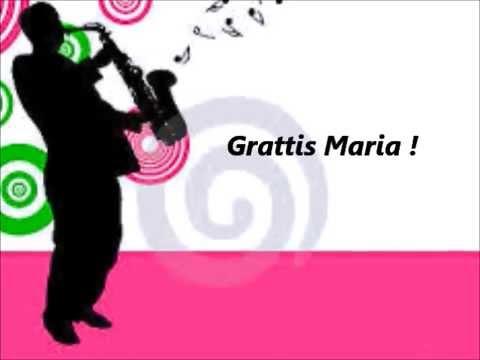 grattis maria Grattis Maria!   YouTube grattis maria