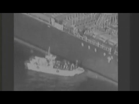 Woody Johnson - ICYMI ... Apparent Video Evidence of Iranian Involvement in Ship Attack