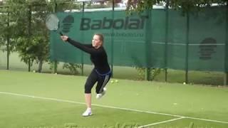 Теннис для взрослых в Москве.  Клуб TennisVIP +7(963)6397137.