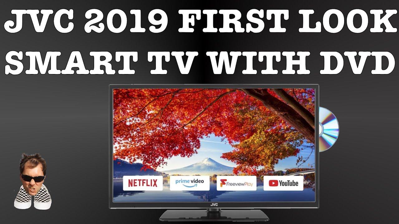 Jvc Lt 32c695 Smart Tv New 2019 First Look 32 Youtube
