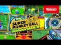 """عرض دعائي جديد للعبة Super Monkey Ball Banana Mania """"احتفل مع المجموعة"""""""