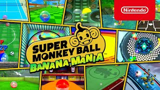 Super Monkey Ball Banana Mania - Party With the Gang - Nintendo Switch