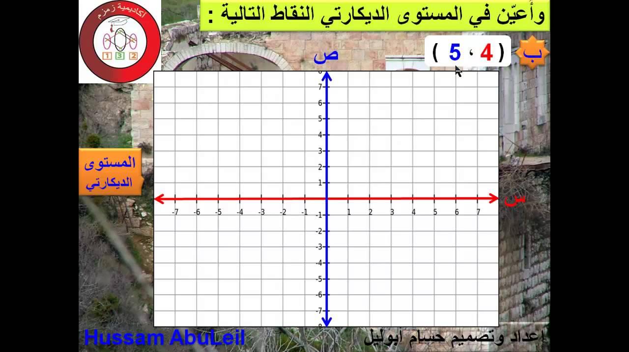 رياضيات الصف التاسع ليبيا