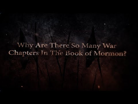 how many chapters are in the book of mormon