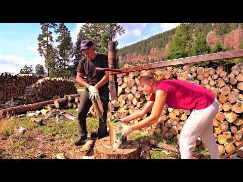 Про заготовку дров