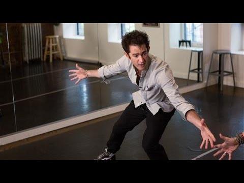 'Hamilton' Choreographer Breaks Down His Moves