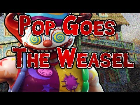 Fortnite Scary Story: Pop Goes the Weasel