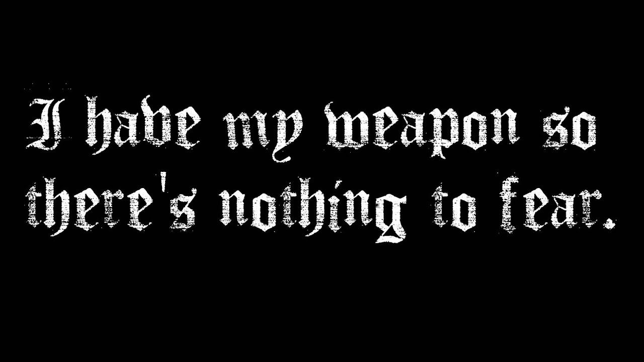 Avenged Sevenfold - Hail to the King (Lyrics) - YouTube
