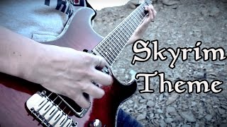 Dragonborn Skyrim Theme Guitar Cover.mp3