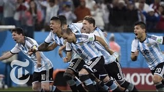 World Cup 2014 Final Match: Preview | The New York Times