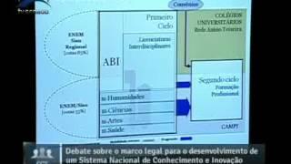 Naomar Almeida exibe propostas da UFSB para enfrentar desafios na educação