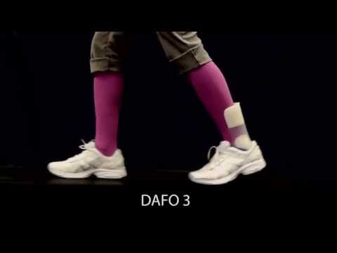 Brace movement | DAFO 3 and DAFO 2