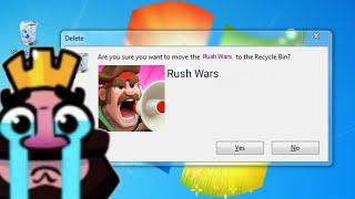 Poslednji gameplay Rush Wars-a