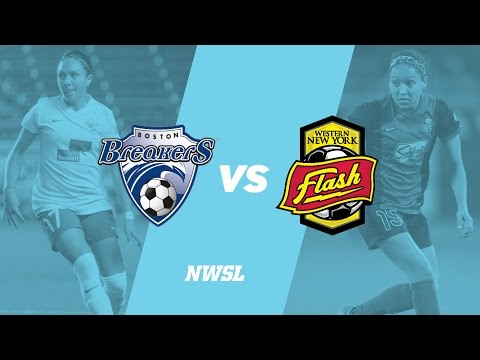 Boston Breakers vs. Western New York Flash