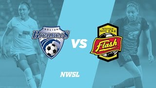 Boston Breakers vs Western New York Flash full match