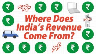 Union Budget 2018-19: Where Does India's Revenue Come From?