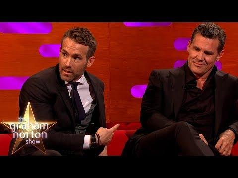 Ryan Reynolds And Josh Brolin Talk About Deadpool 2 | The Graham Norton Show