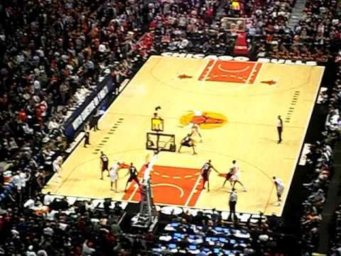 Luol Deng Game Winning 3 Chicago Bulls vs. Miami Heat 2/24/11