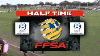 NPL Elimination Final WT Birkalla versus Adelaide City