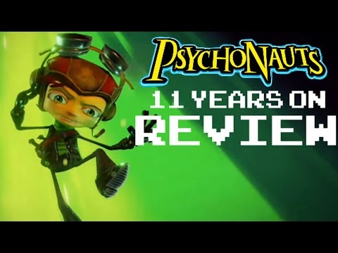Psychonauts - How's It Hold Up 11 Years On Review
