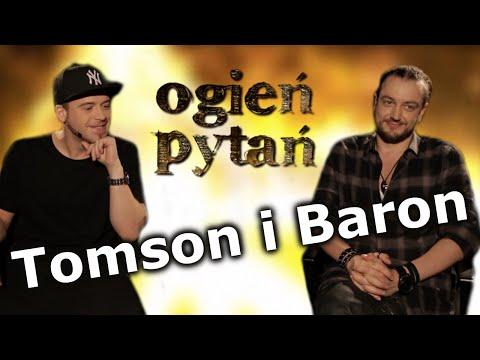 Tomson i Baron - Ogień pytań