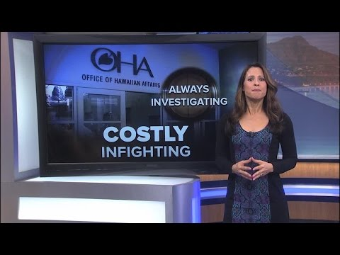 Costly OHA infighting adds to concerns over trust spending