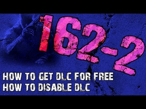 Black Ops 2: 162-2 | How to get DLC for free + How to disable DLC