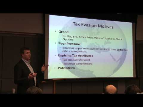 Ethics Week: Transfer pricing: Is it tax avoidance or tax evasion?