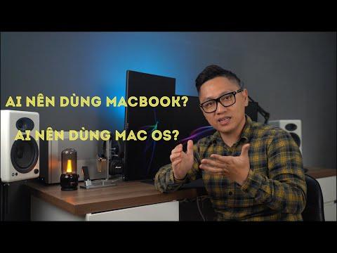 [Chia sẻ] 7 mẫu người và công việc nên dùng Macbook và hệ điều hành MacOS | Mac Cafe