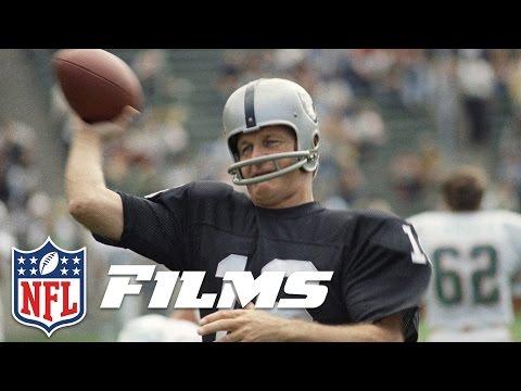 #6 George Blanda | Top 10 Raiders All Time | NFL Films