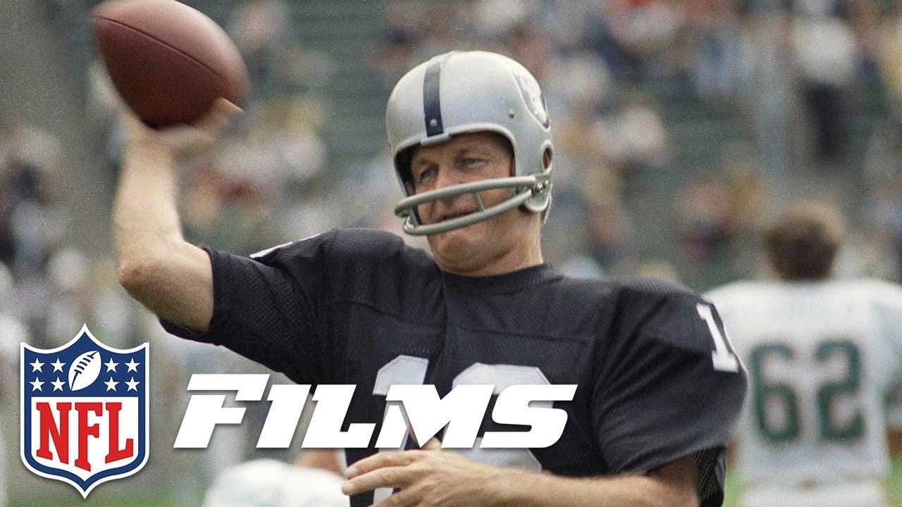 b66b24fb #6 George Blanda | Top 10 Raiders All Time | NFL Films