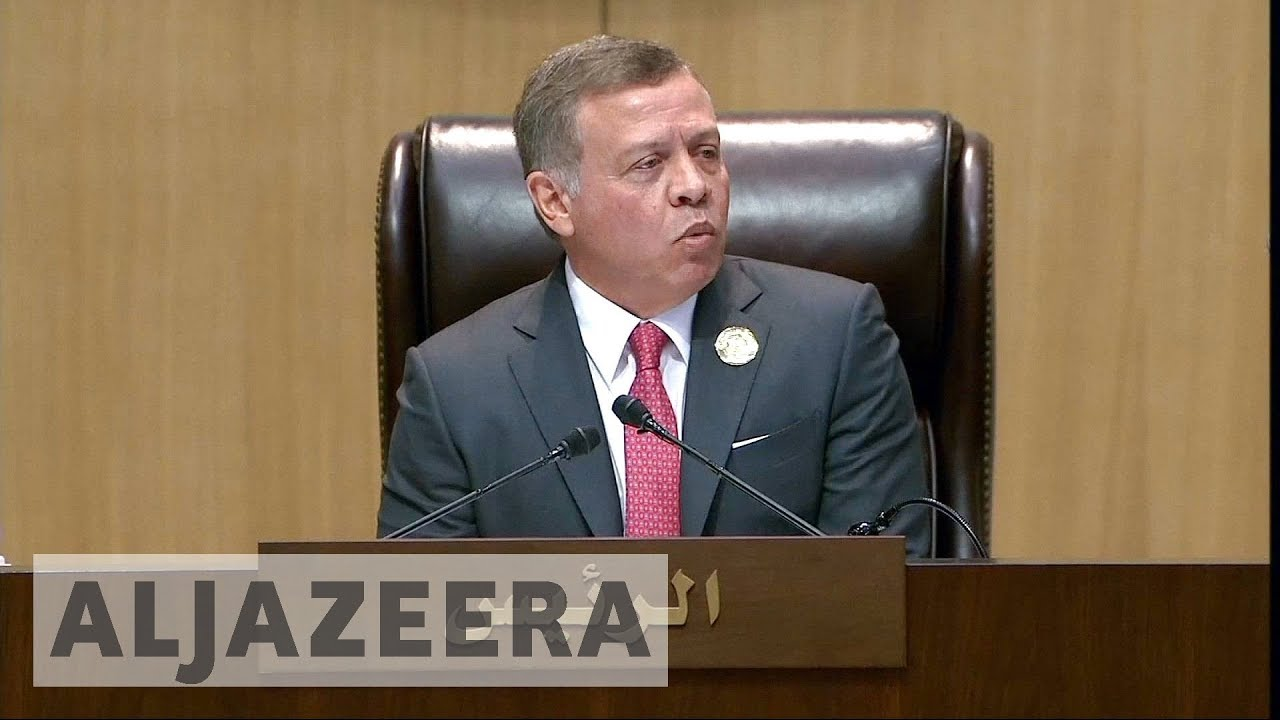 Jordan's King Abdullah heads to occupied West Bank amid tensions