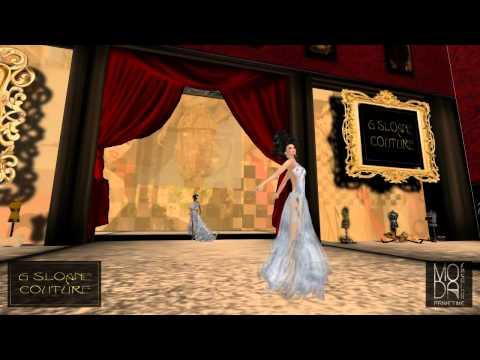 MODA Fashion Primetime - GSloan Couture
