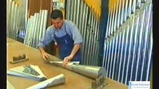 Scotti Giuseppe - produzione canne per organi dal 1880