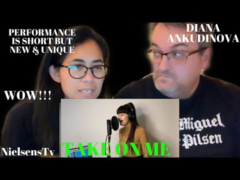 🇩🇰DANISH REACTS TO DIANA ANKUDINOVA | TAKE ON ME | THE PERPORMANCE IS SHORT BUT NEW & UNIQUE