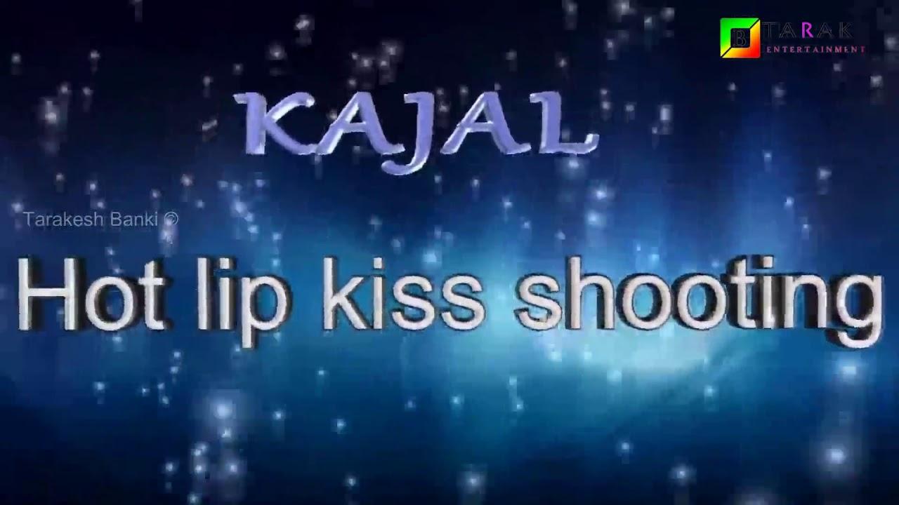 Download Kajal agrawal lip kiss shooting