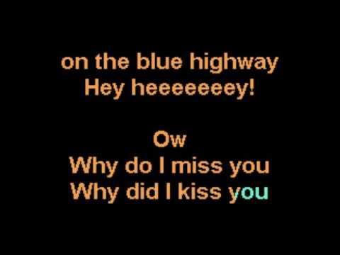 Blue Highway Billy Idol Karaoke Revised CustomKaraoke RARE custom