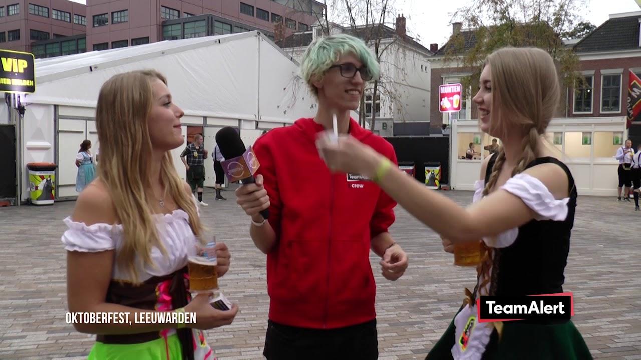 #STREETTALK |  Oktoberfest, Leeuwarden