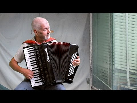 FRENCH ACCORDION MUSIC Valse musette Yann Tiersen style - Jo Brunenberg accordeon acordeon Akkordeon
