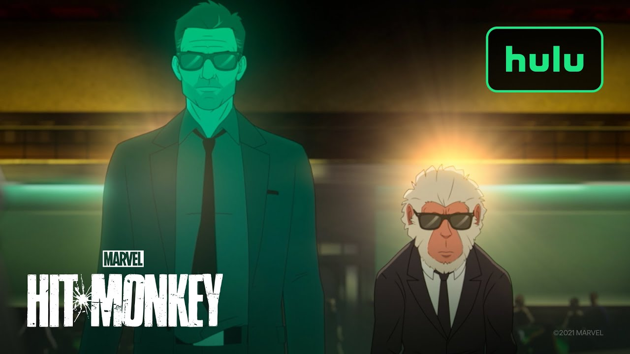 First Look at Hit Monkey