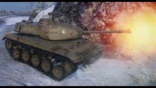 Ace Tanker Found? (M41 Walker Bulldog Gameplay)