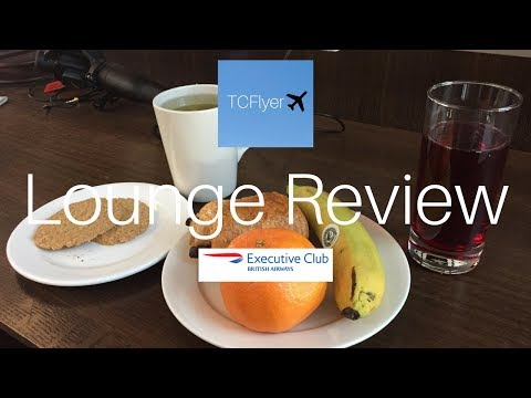 Lounge Review | Heathrow Airport | Galleries Club T5A & T5B