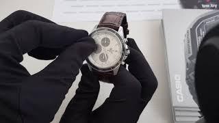 Часы мужские Casio EFR-526L-7A - обзор наручных часов