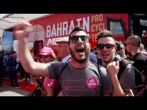 inCycle: Behind the scenes with Vincenzo Nibali at the 100th Giro d'Italia