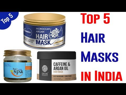 Best Hair Mask in India 2019 || Treatment for Hair Growing, Dry & Damaged Hair